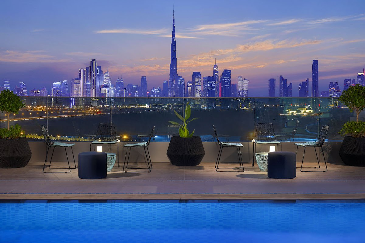 Residence Inn Al Jaddaf