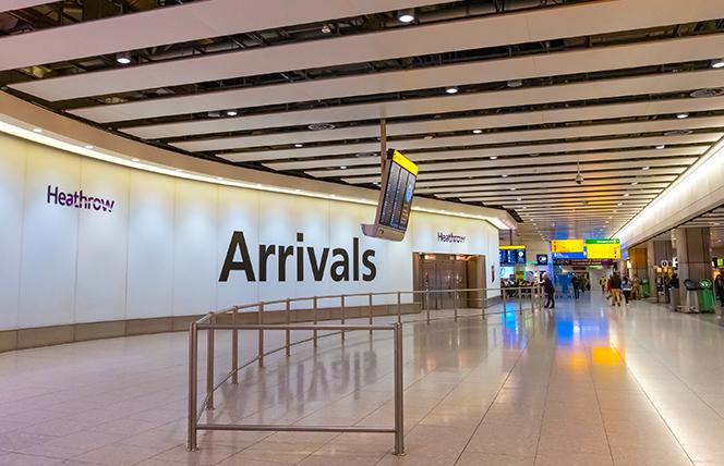 Heathrow starts trials
